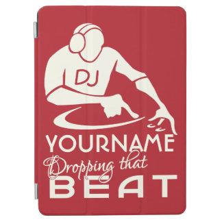 DJ名前をカスタムする及び色装置カバー iPad AIR カバー