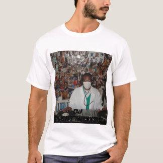 DJ DR.CUTTINSTINE Tシャツ