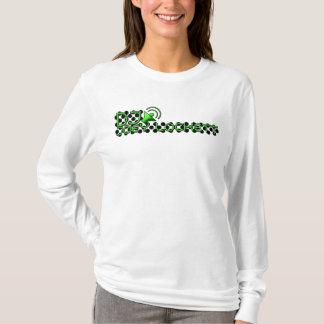 DJ Joey Lockettのフード付きスウェットシャツ(女性) Tシャツ