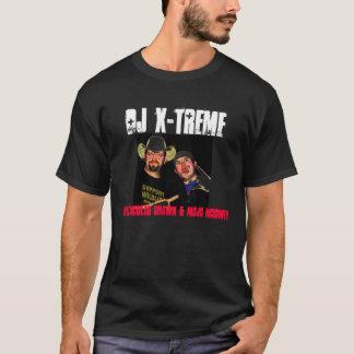 DJ X-Treme 3、DJ X-TREME、豪華なショーン及びM… Tシャツ