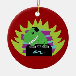 Djasaurusレックス セラミックオーナメント