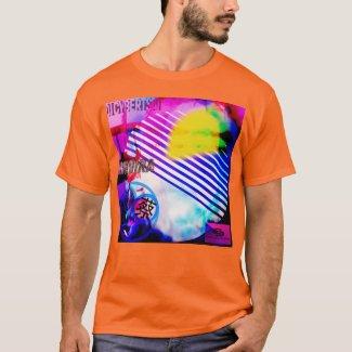 DJCyberWear Hegira Mens Tシャツ