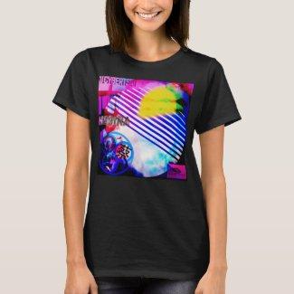 DJCyberWear Hegira Women's Tシャツ