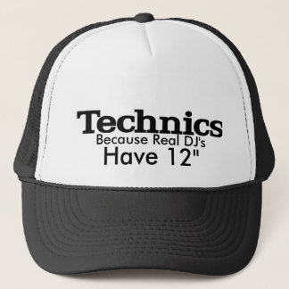 """DJ'Sにあります12""""が キャップ"""