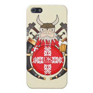 DK Ultras iPhone SE/5/5sケース