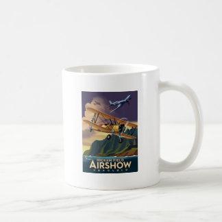 DMoore Stearman コーヒーマグカップ
