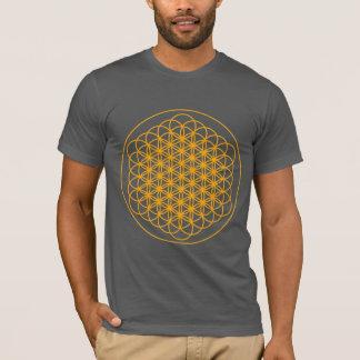 DMTのスピリチュアルの落書きによる生命Tシャツの花 Tシャツ