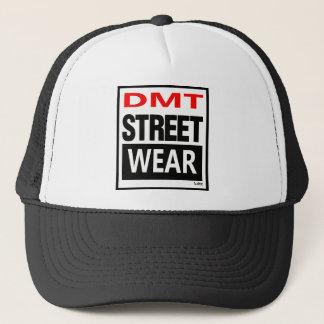 "DMTの""視野""の通りの衣服のデザインのトラック運転手の帽子 キャップ"