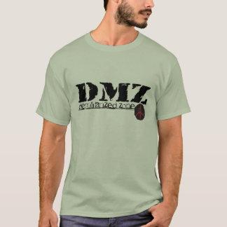 DMZの非武装地帯戦争無しh8無人地帯無し Tシャツ