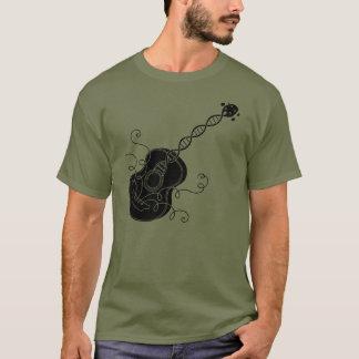 DNAのギター Tシャツ