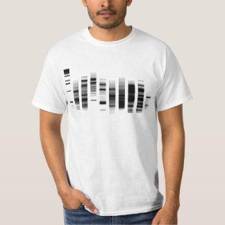 DNAのゲル Tシャツ
