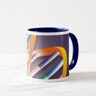 DNAのスポットライト マグカップ