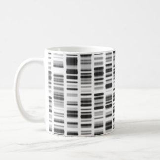 DNAのプリント- コーヒーマグカップ