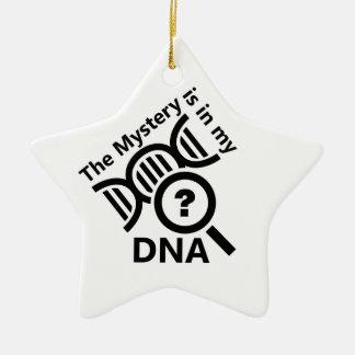 DNAのミステリー セラミックオーナメント
