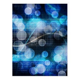DNAの医学 ポストカード