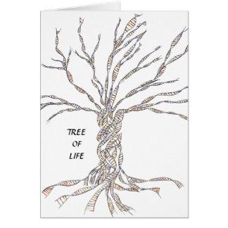 DNAの木か生命の樹 カード