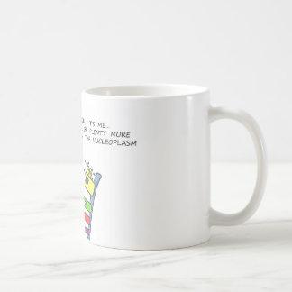 DNAの破壊-マグ2 コーヒーマグカップ