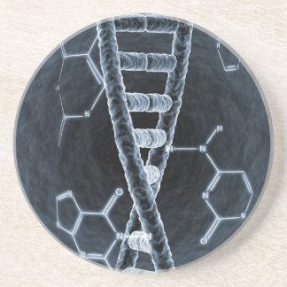 DNAの繊維 コースター