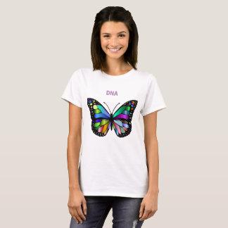 DNAの蝶 Tシャツ