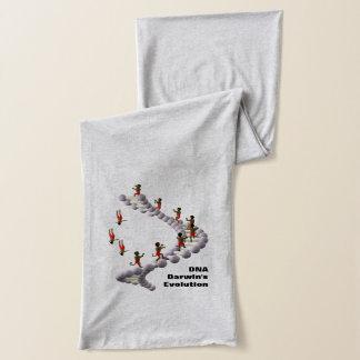 DNA: ダーウィンの進化 スカーフ