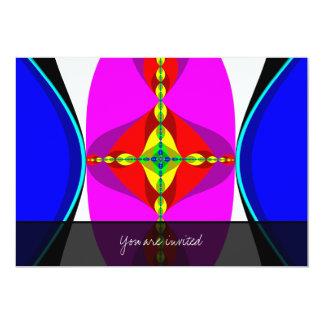 DNA -フラクタルの芸術 カード