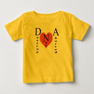 DNA ベビーTシャツ