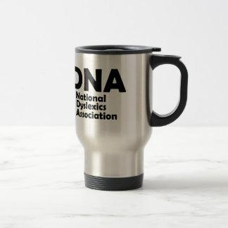DNA -国民の難読症状者連合 トラベルマグ