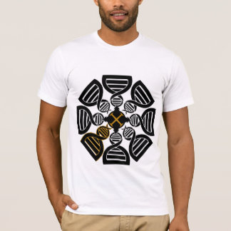DNA-HELIX Tシャツ