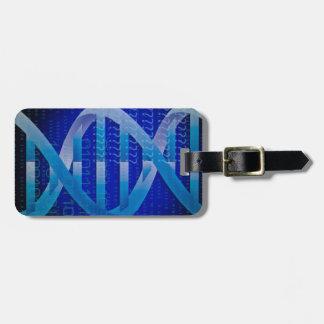 DNA ID ラゲッジタグ