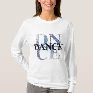 DNCEの青 Tシャツ