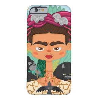 Dnepwu著Frida Barely There iPhone 6 ケース