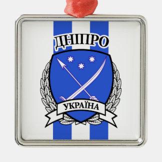 Dnipro メタルオーナメント