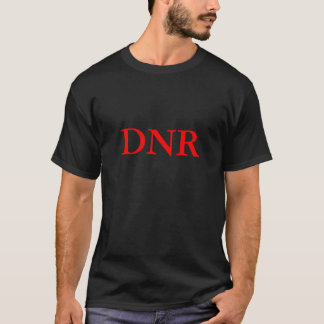 DNR Tシャツ