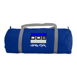 DOB -スポーツの体育館のDuffelのトートバック(青い) ジムバッグ