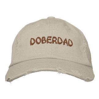 Doberdadの帽子 刺繍入りキャップ