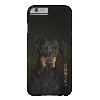 Dobermannの電話箱 Barely There iPhone 6 ケース