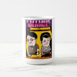 DOCおよびTomeFutureの震動のマグ コーヒーマグカップ