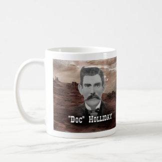 """""""DOC"""" Holliday コーヒーマグカップ"""