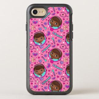 DOC McStuffins  私はピンクパターンを気にします オッターボックスシンメトリーiPhone 8/7 ケース