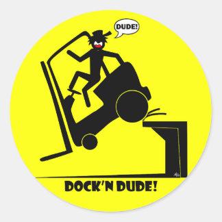 Dockn DUDE-1 ラウンドシール