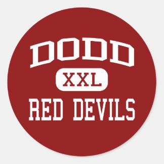 Dodd -赤い悪魔-後輩-フリーポートニューヨーク ラウンドシール