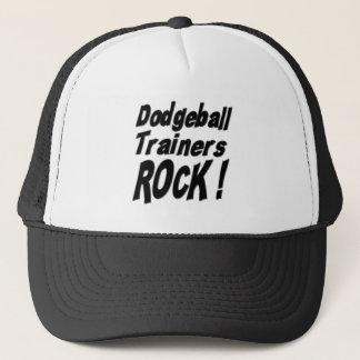 Dodgeballのトレーナーの石! 帽子