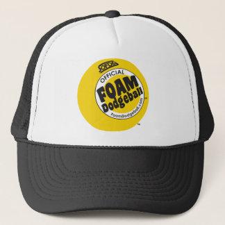 Dodgeballのロゴのトラック運転手の帽子 キャップ