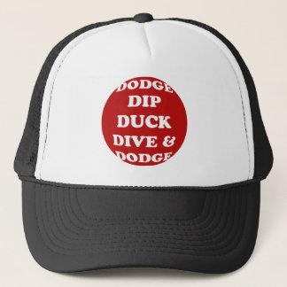 Dodgeballの帽子 キャップ