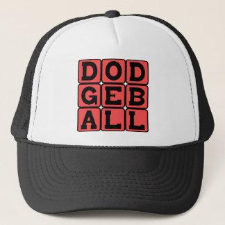 Dodgeballの校庭のスポーツ キャップ