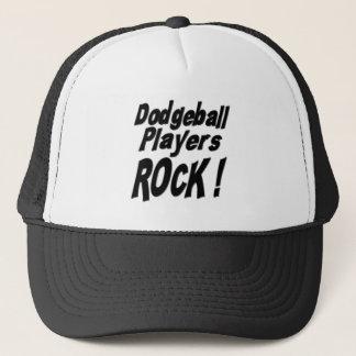 Dodgeballプレーヤーの石! 帽子