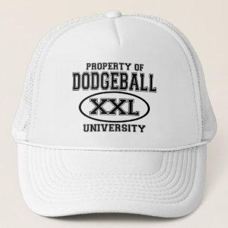 Dodgeball大学Tシャツおよびギフト キャップ