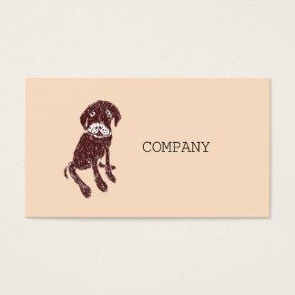 DOG CARE PROFESSIONAL 名刺