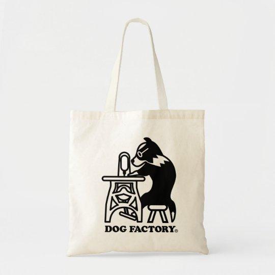 DOG FACTORY オリジナルロゴバッグ トートバッグ