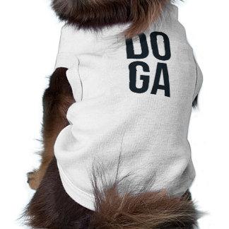 """""""Doga""""犬のワイシャツ ペット服"""